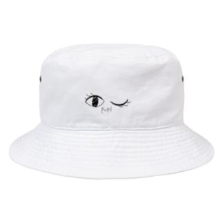 ひとみちゃん Bucket Hat
