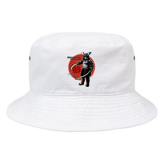 闘う骸武将 Bucket Hat