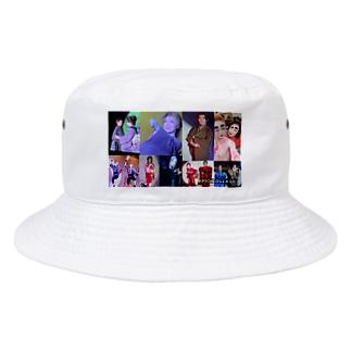 役者2 Bucket Hat