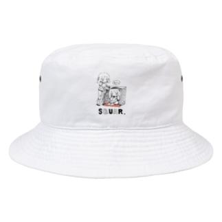えびせん🍤のSQUAR Bucket Hat
