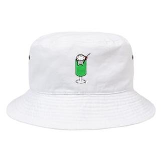 クラハムソーダ Bucket Hat