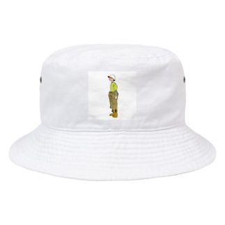 レオン堂のcamper  Bucket Hat