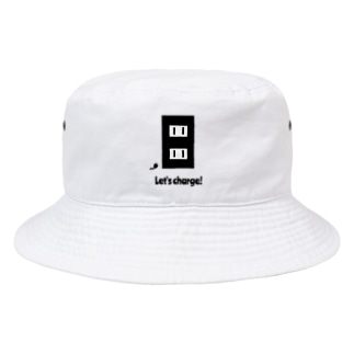 Let's charge! Bucket Hat