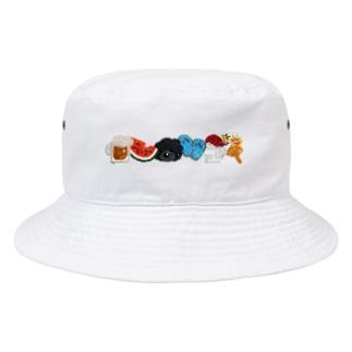 Hugh SUMMER Bucket Hat