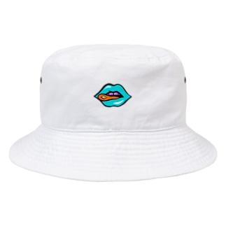 EAT ME♡ 唇 LIP Bucket Hat