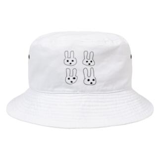 たそうさぎーず Bucket Hat