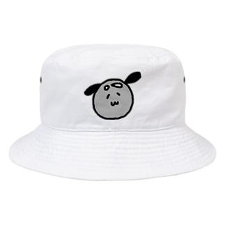 はげ犬くんノーマル Bucket Hat