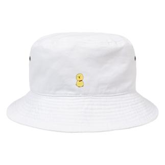 ちょっと太った鳥のバケットハット-ミニ- Bucket Hat