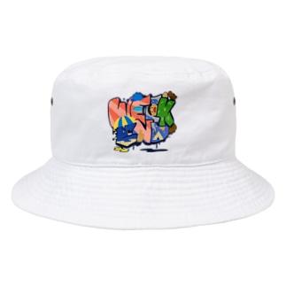 WEEK END ウィークエンド 221 Bucket Hat