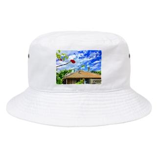 mizuphoto.comの竹富島の心 Bucket Hat