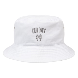 OH MY 神 Bucket Hat