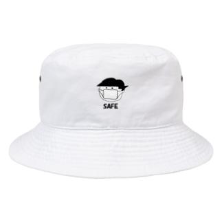 フレックス君 Bucket Hat