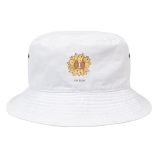 I'm SUN Bucket Hat
