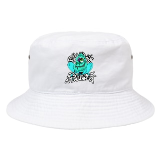 JunKing Monster Bucket Hat
