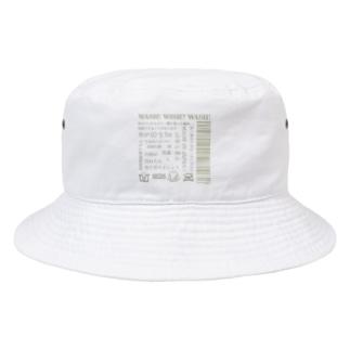 洗濯し Bucket Hat