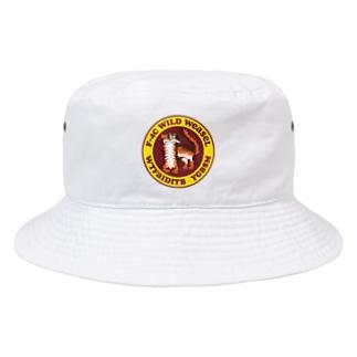 WILD WEASEL Bucket Hat