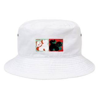 愛犬グッズ Bucket Hat