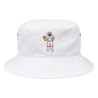 地球防衛隊! Bucket Hat
