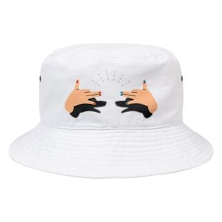 こっそりナイショの話をしよう。 Bucket Hat