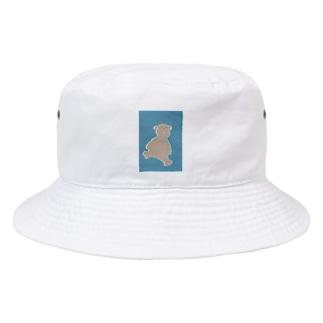 バグる直前のくま Bucket Hat
