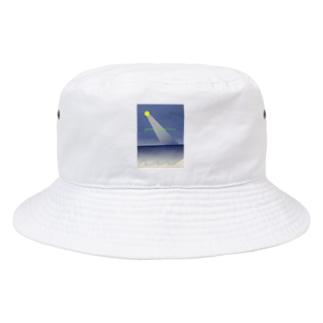 おやすミンミンゼミ Bucket Hat