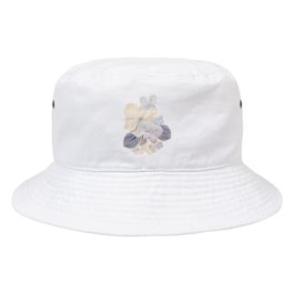 あじさいのおはな Bucket Hat