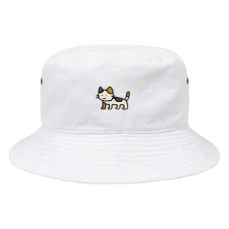みけにゃー Bucket Hat