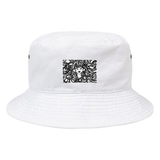 メデューサ Bucket Hat