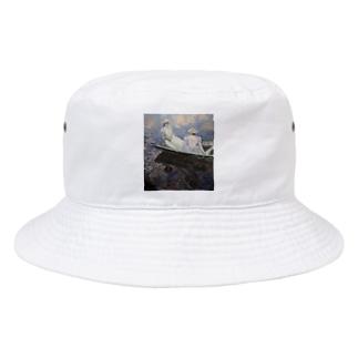 クロード・モネの『舟遊び』 Bucket Hat