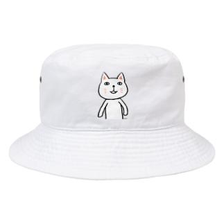 にゃーんさん Bucket Hat