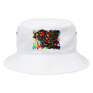 朱雀 Bucket Hat