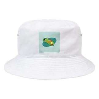 サンダル Bucket Hat