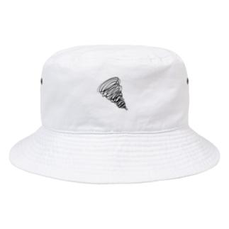 グルグルする感情 Bucket Hat