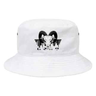 GOAT Bucket Hat