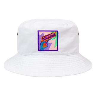 ENOUGH IS ENOUGH!!! ANTI GUN VIOLENCE Bucket Hat