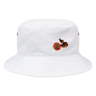 かたつむりん Bucket Hat