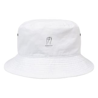 ✊ロゴシリーズ Bucket Hat