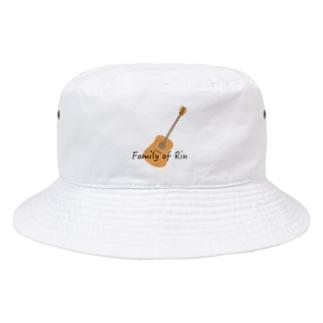 りんオリジナルデザイングッズ Bucket Hat