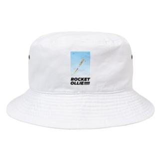 ROCKET OLLIE! Bucket Hat