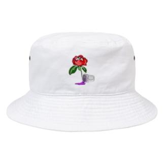 よわいsizzurp Bucket Hat