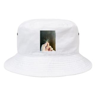 ケセランパセラン Bucket Hat
