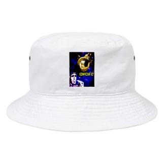 猫の惑星 Bucket Hat