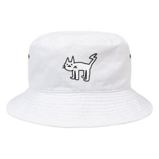 おはミャオ Bucket Hat