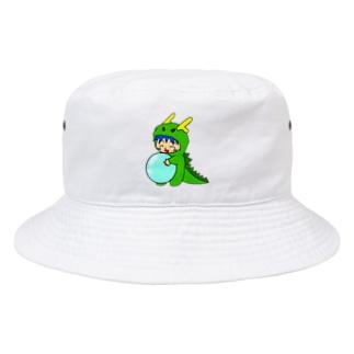 着ぐるみ(りゅう) Bucket Hat
