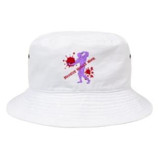 Back Bucket Hat
