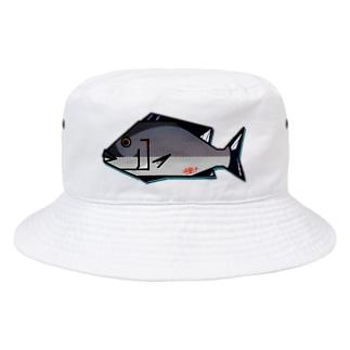 アジアコショウダイ Bucket Hat