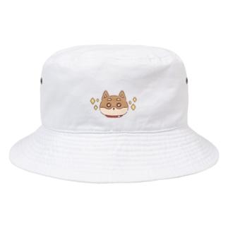 しばいぬ きらきら Bucket Hat