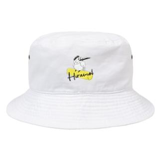 枚方モルックの会(BLACK) Bucket Hat