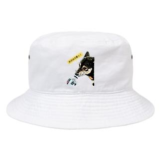 水分は大事ッ! Bucket Hat