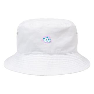 中小パンダ Bucket Hat